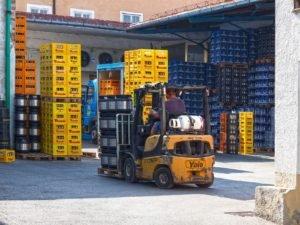 GPS-мониторинг грузов для торговли и дистрибуции
