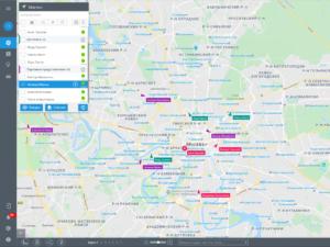 ГЛОНАСС/GPS-мониторинг транспорта онлайн