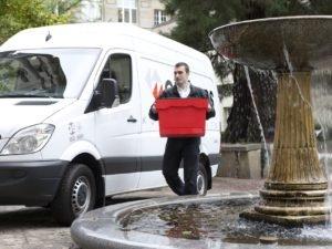 ГЛОНАСС/GPS-мониторинг транспорта для курьерских служб